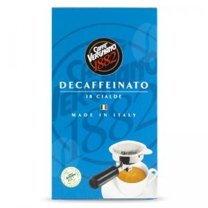 Vergnano Espresso ESE Serving Decaf
