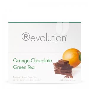 Revolution Tea Orange Chocolate Green Tea