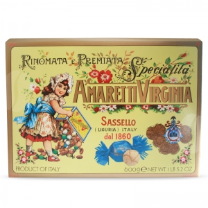 Amaretti Virginia Litobox