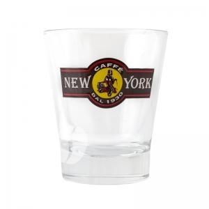 New York Espresso waterglaasje