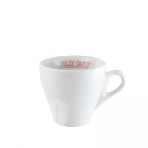 Jolly Espresso kop en schotel