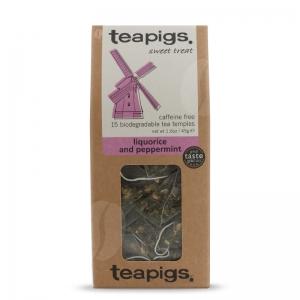 Teapigs Liquorice and Peppermint