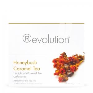 Revolution Tea Honeybush Caramel Dessert