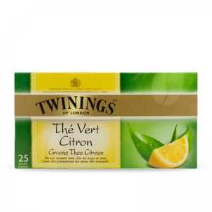 Twinings Green Tea and Lemon