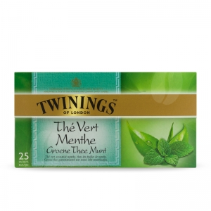 Twinings Green Tea and Mint