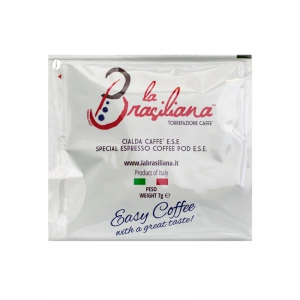 La Brasiliana Caffe ESE serving