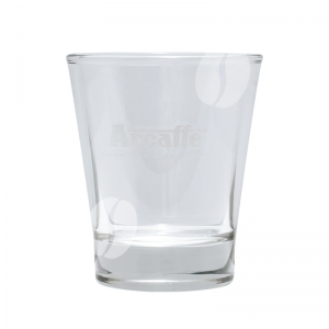Arcaffè Espresso waterglaasje