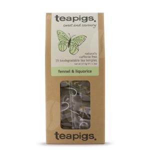 Teapigs Fennel and Liqourice