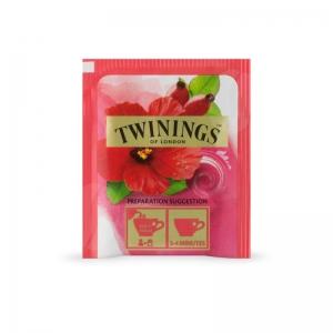 Twinings Rozenbottel en Hibiscus