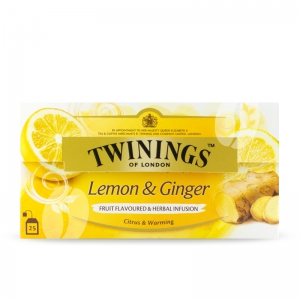 Twinings Citroen & Gember