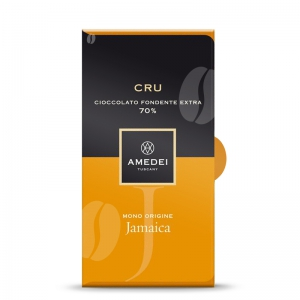 Amedei Dark Chocolate Bar 70% Cru - Jamaica
