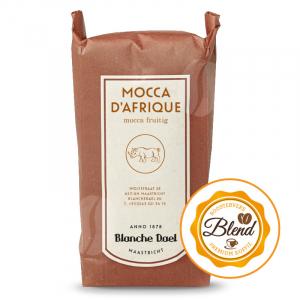 Blanche Dael Mocca D'Afrique