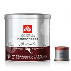 Illy Iperespresso Arabica Selection Guatemala