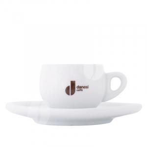 Danesi Espresso kop en schotel