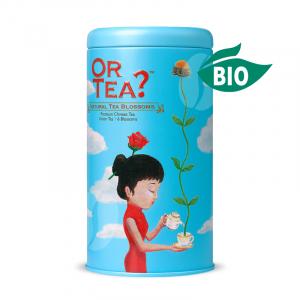 Or Tea? Natural Tea Blossoms