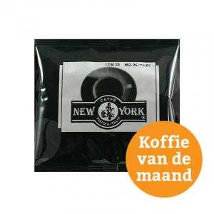 caffe New York Espresso ESE Serving