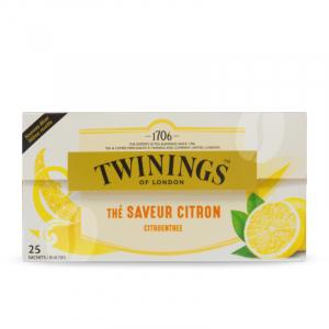 Twinings Lemon Intense Tea
