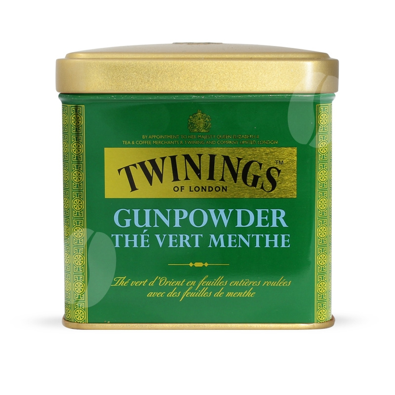 ec12d82e8d6 Twinings Gunpowder Green Mint Tea - losse thee 200 g online ...