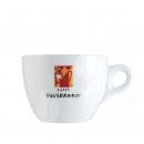 Hausbrandt Cappuccino kop en schotel