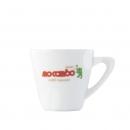 Mocambo Espresso kop en schotel