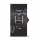 Amedei Dark Chocolate Bar Toscano Black 70%