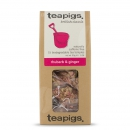 Teapigs Rhubarb and Ginger