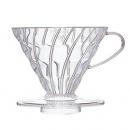 Hario V60 Coffee Dripper 02 Acryl Transparent