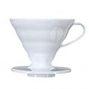 Hario V60 Coffee Dripper 02 Acryl White