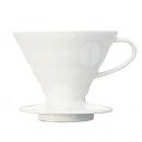 Hario V60 Coffee Dripper 02 Ceramic / White