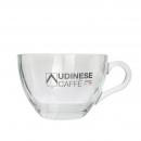 Udinese Cappuccino kop en schotel