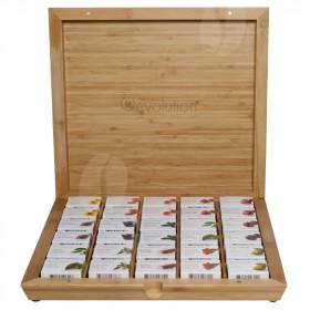 Revolution Tea Luxe Presentatiedoos, 30 vaks, naturel (excl. thee)