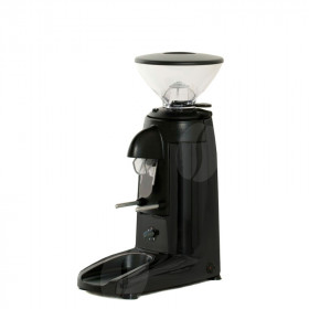 Compak Coffee Grinder K3 Touch Advanced Matt Black Low Hopper