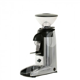 Compak Coffee Grinder K3 Touch Advanced Polished Low Hopper