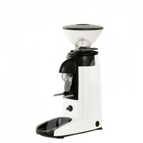 Compak Coffee Grinder K3 Touch Advanced White Low Hopper