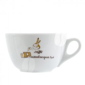 Passalacqua Cappuccino kop en schotel
