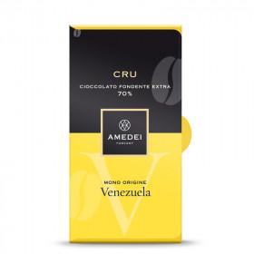 Amedei Dark Chocolate Bar 70% Cru - Venezuela