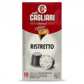 Cagliari Ristretto Nespresso* Capsule