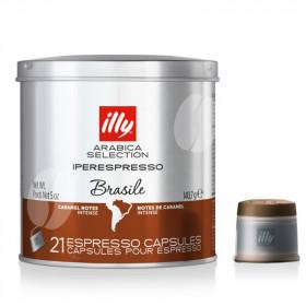 Illy Iperespresso Arabica Selection Brazilië