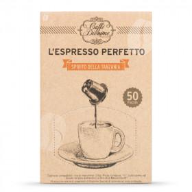 Diemme Spirito Tanzania Nespresso * Capsule