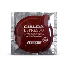 Arcaffè Espresso ESE Serving 100% arabica