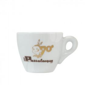 Passalacqua Espresso kop en schotel