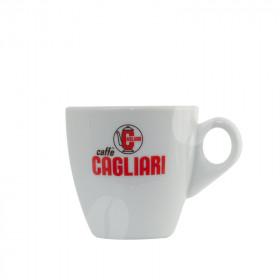 Cagliari Espresso kop en schotel