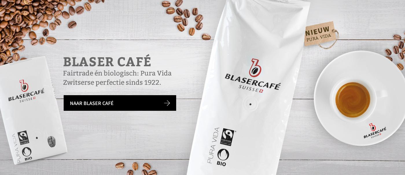 Blaser Café: Zwitserse perfectie sinds 1922
