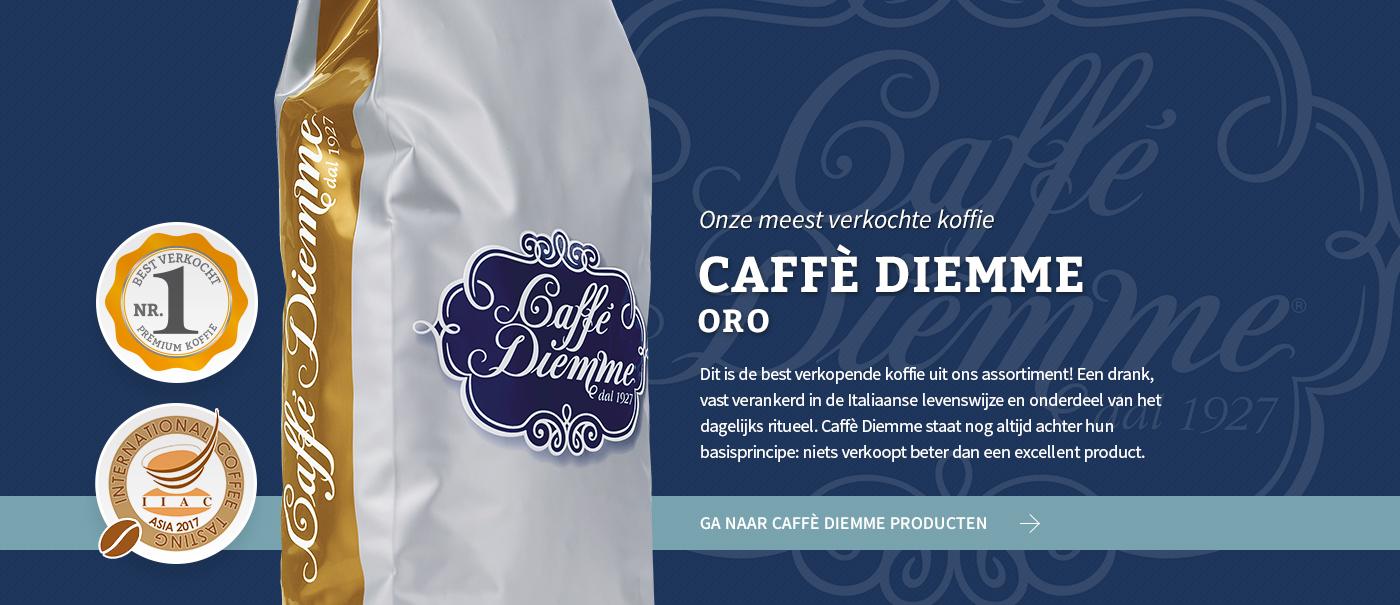 klik hier voor Caffè Diemme producten