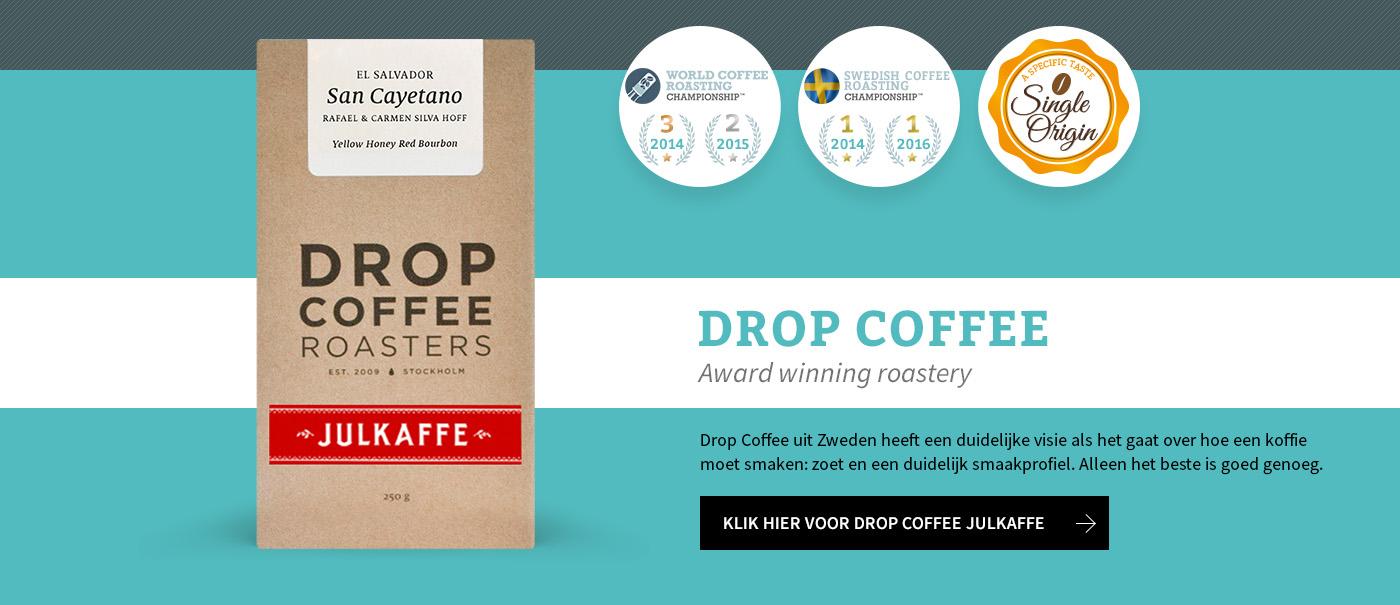 Drop Coffee Roasters. Award winning roastery